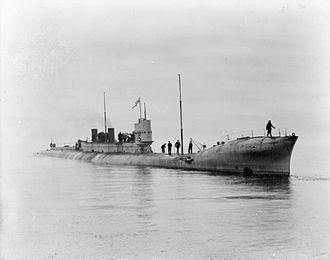 HMS K15 - K15