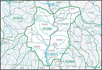 ACF River Basin - HUC03130003