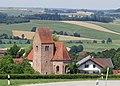 Haarbach, PA - Bergham - St Stephan v O.JPG