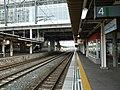Hachinohe station platform 20110503 1547.jpg