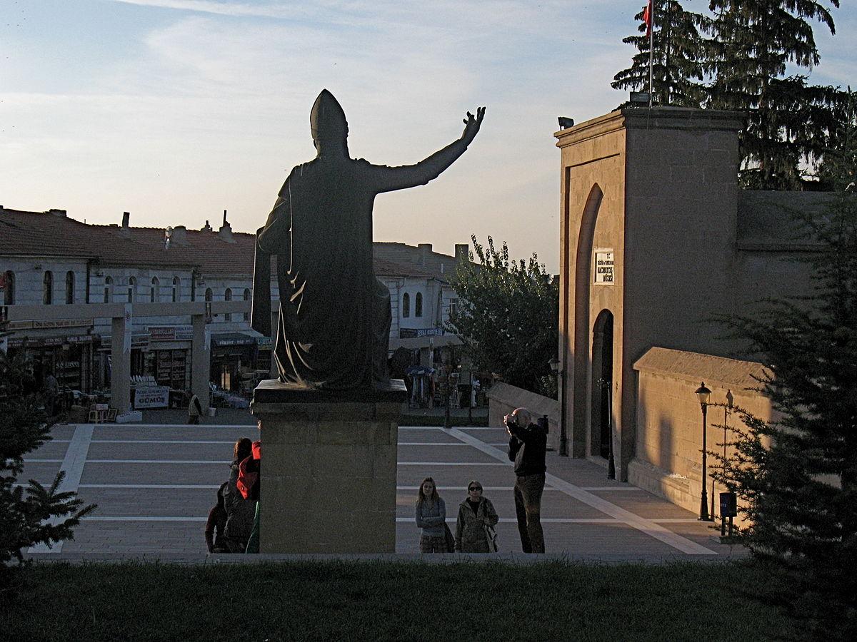 Haji Bektash Veli Complex - Wikipedia