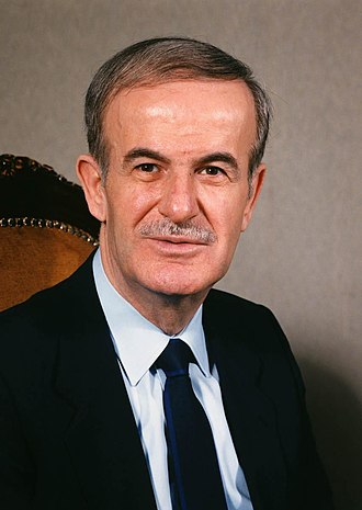 Hafez al-Assad - Assad in 1987