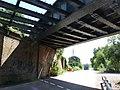 Half a railway bridge, near Lower Higham - geograph.org.uk - 1398289.jpg