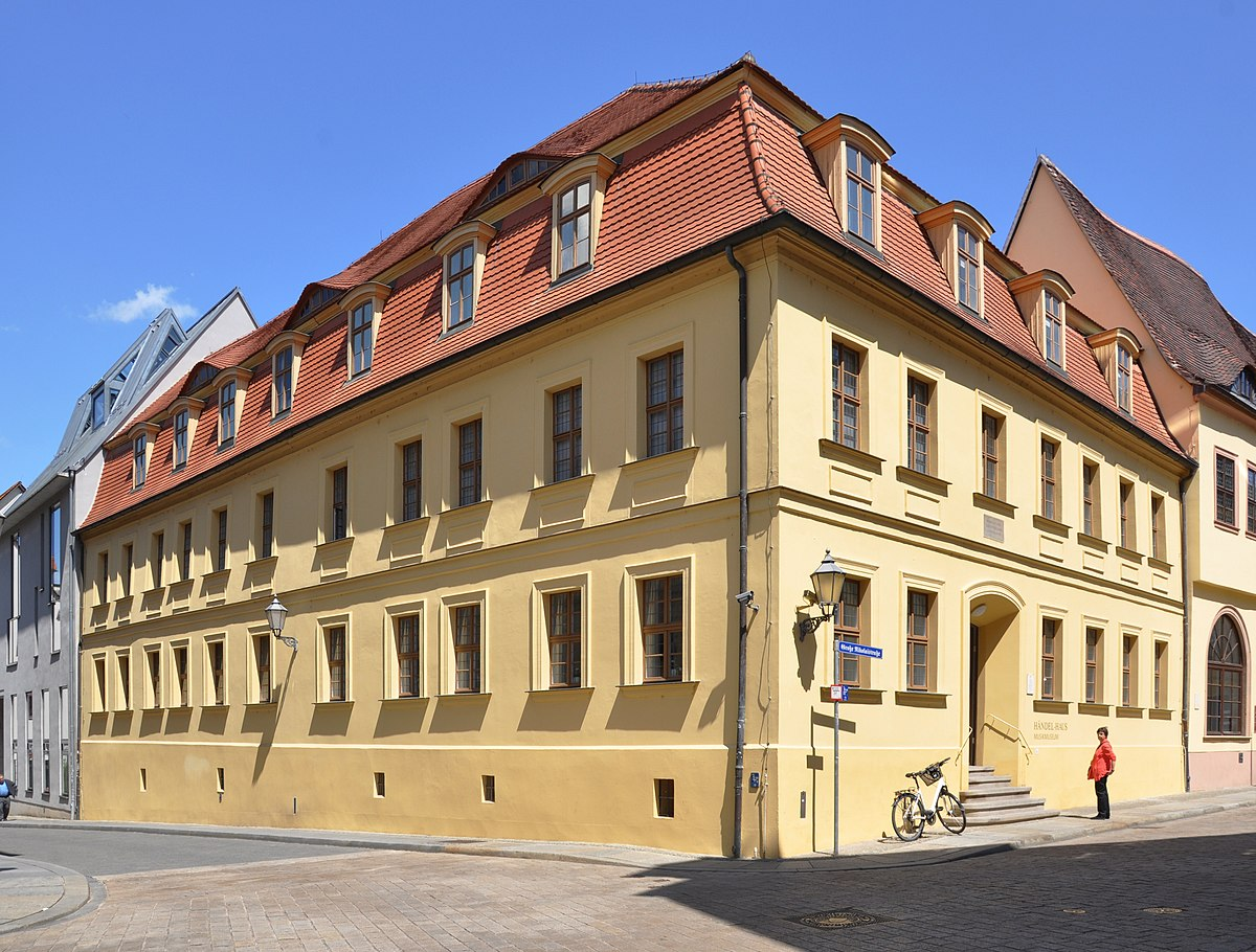 Händel-Haus – Wikipedia