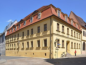 Handel House, birthplace of Handel Halle Handelhaus 2012.jpg