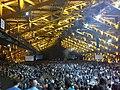 Halle Tony Garnier avant le concert de System of a Down - 14 avril 2015.jpg