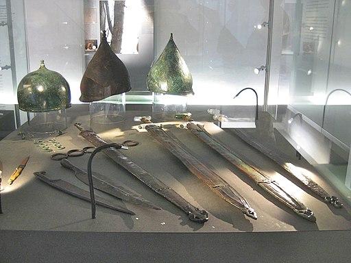 Hallein, Keltenmuseum, 07