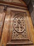 Hand Carved Exterior Doors (Iglesia de San Francisco, Quito) pic a4.JPG