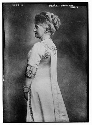 Princess Frederica of Hanover - Frederica of Hanover circa 1915