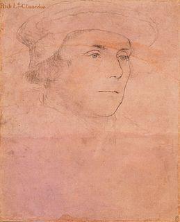 Richard Rich, 1st Baron Rich English politician