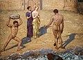 Hans thoma, ercole consegna esione, 1890, 02.JPG