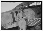 Harold Evans Hartney in 1919 in his Fokker D.VII at the 1919 Transcontinental Air Race.jpg