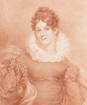 Stephen Van Rensselaer IV - Van Rensselaer's wife, Harriet Elizabeth Bayard
