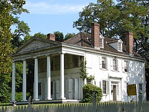 Hatfield House (Philadelphia, Pennsylvania) - Hatfield House in 2010.