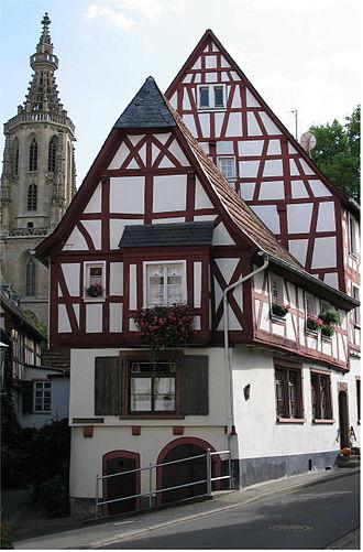 Meisenheim - Image: Haus Kier Meis