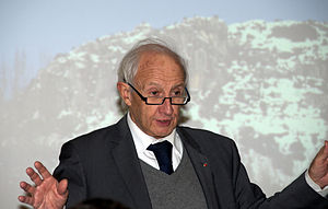 Henry de Lumley - Henry de Lumley en février 2012.