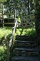 Heanton Punchardon, public footpath - geograph.org.uk - 514177.jpg