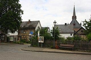 Heilberscheid Place in Rhineland-Palatinate, Germany