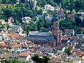 Heiliggeistkirche Philosophenweg Heidelberg Germany - panoramio.jpg