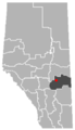 Heisler, Alberta Location.png