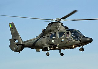 Eurocopter AS565 Panther Series of military utility helicopters