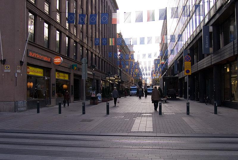 Baladas em Helsinque