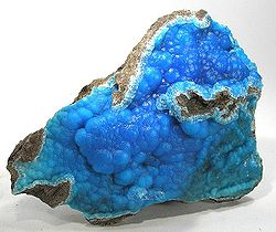 Hemimorphite from Wenshan Mine