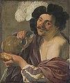 Hendrik ter Brugghen - Der Zecher - 4845 - Bavarian State Painting Collections.jpg