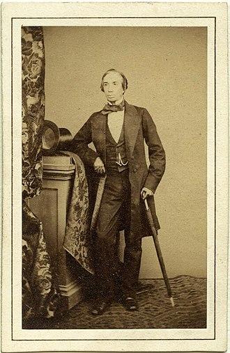 Henry Brinley Richards - H. B. Richards circa 1860