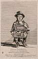 Henry Dimsdale, an eccentric muffin seller who calls himself Wellcome V0007060EL.jpg