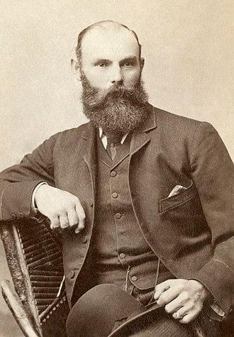 Harry Boyle (cricketer) - Image: Henry Frederick Boyle c 1880