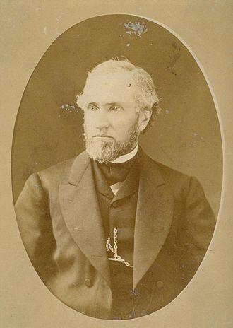 Henry Huntly Haight - Image: Henry Haight