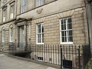 Henry Raeburn - Raeburn's studio in Edinburgh's New Town