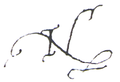 Henry Stuart Handwriting sample N mag.png