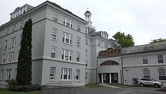 A. Barton Hepburn - Hepburn Hall at Middlebury College