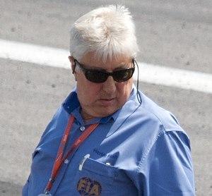 Herbie Blash - Blash at the 2008 Canadian Grand Prix