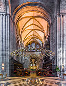 Hereford Cathedral Choir, Herefordshire, UK - Diliff.jpg