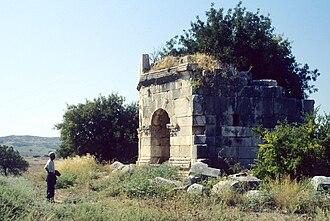 Osmaniye Province - Image: Hierapolis Castabala Basilika