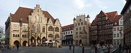 Hildesheim Marktplatz P 616 18 th