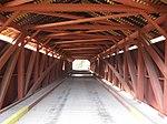 Hillsgrove Covered Bridge Interior in 2012.jpg