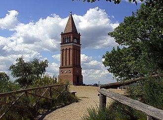 Himmelbjerget - Image: Himmerbjerget ved Silkeborg