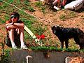Hippie con perro.jpg
