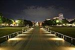 Hiroshima, cenotafio delle vittime della bomba atomica, 01.jpg