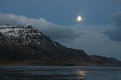 Hnúta, north across Álftafjörður II.jpg