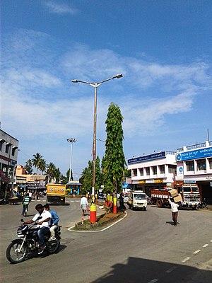 Holenarasipura - Image: Holenarasipura Town