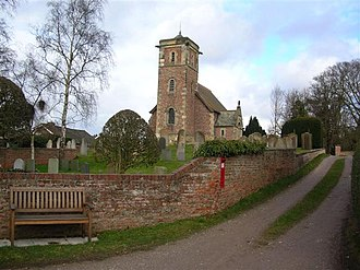 Ainderby Miers with Holtby - Holtby Church