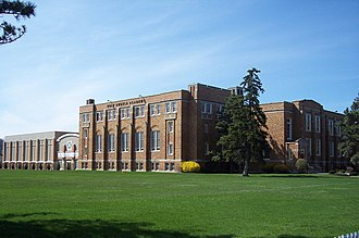 Charter School for Applied Technologies - Image: Holy Angels Academy Buffalo