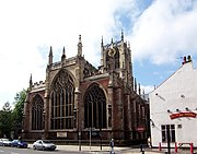 Holy Trinity Church, Hull (geograph 234700)