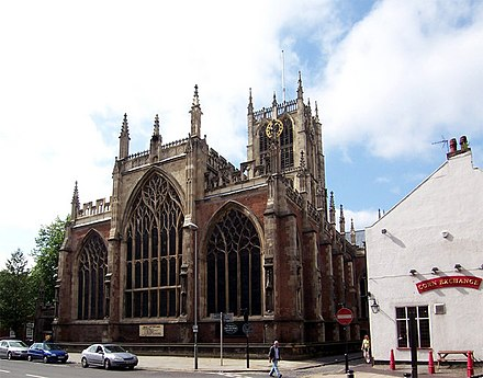 Hull Minster Holy Trinity Church, Hull (geograph 234700).jpg