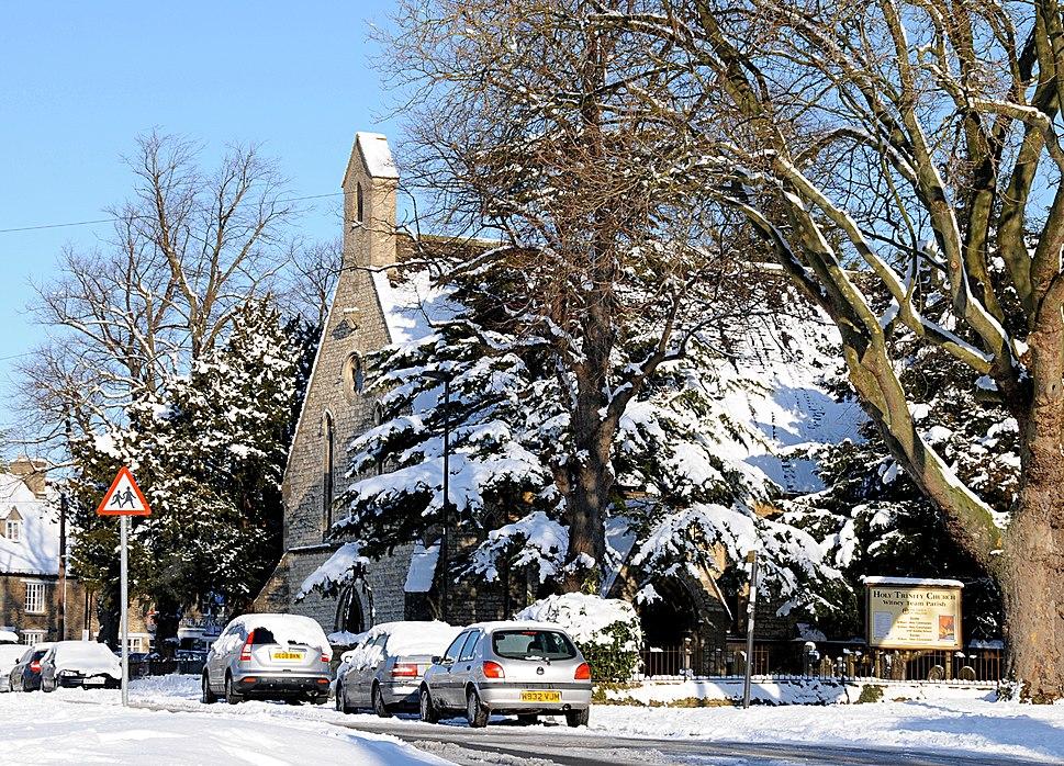 Holy Trinity Church, Woodgreen, Witney